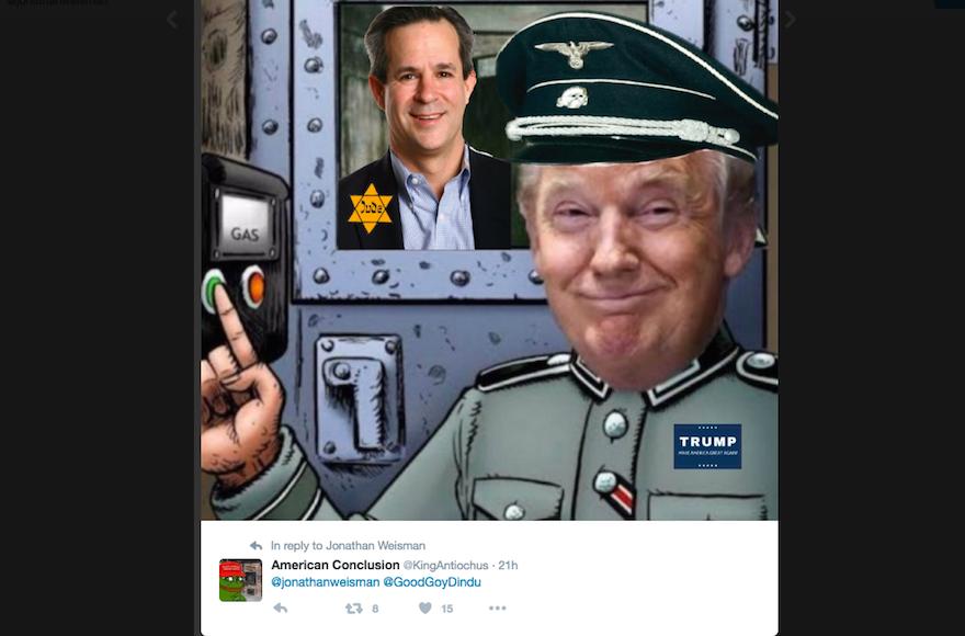 (Screenshot from Twitter)