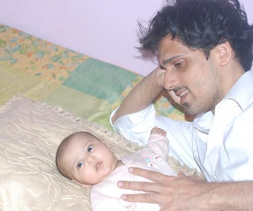 marziya shakir and her father by firoze shakir photographerno1