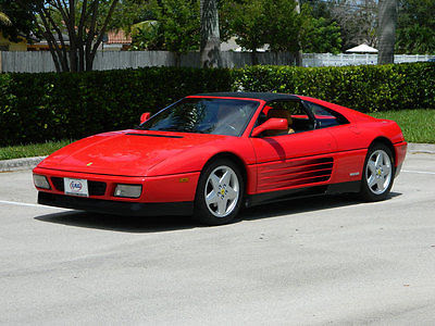 Ferrari 348 Ts 348 Ts Cars For Sale