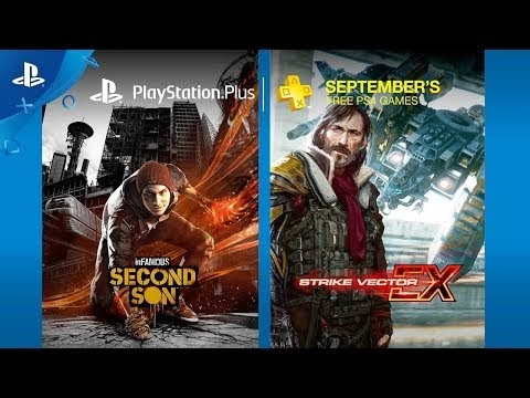 Follow the PS PLUS Lineup