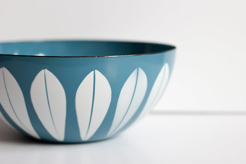 Cathrineholm Bowl by Jeni Baker