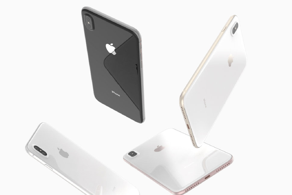 Apple iPhone 8 in pictures: Renders and leaked photos
