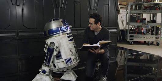 Poll: What do you think about J.J. Abrams co-writing / directing STAR WARS: EPISODE IX?