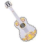 Mattel Disney Pixar Coco Guitar, White