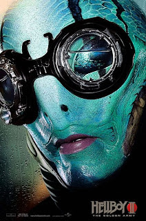 Doug Jones as Abe Sapien in Hellboy II: The Golden Army