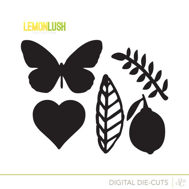 Free LemonLush Cut Designs at @studio_calico