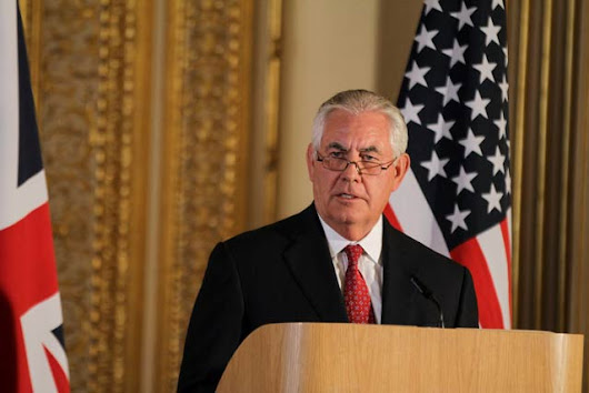 Lies Threaten Democracy, Tillerson Cautions Graduates - Non Profit News | Nonprofit Quarterly