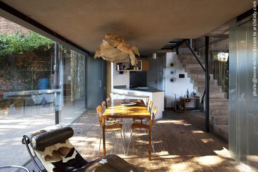 Vivienda Unifamiliar Osypyte - Laboratorio de Arquitectura