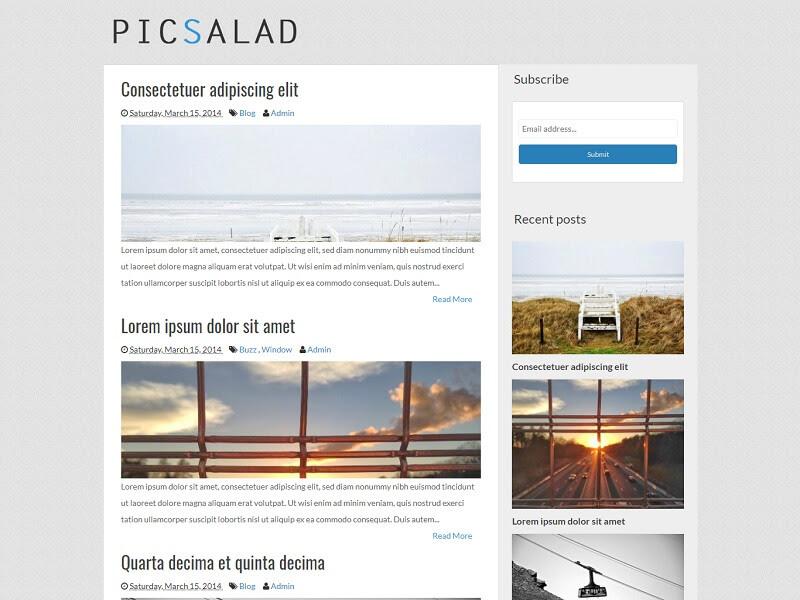 Picsalad