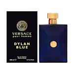 Euroitalia VER721011 6.7 oz Versace Dylan Eau De Parfum Spray for Men - Blue