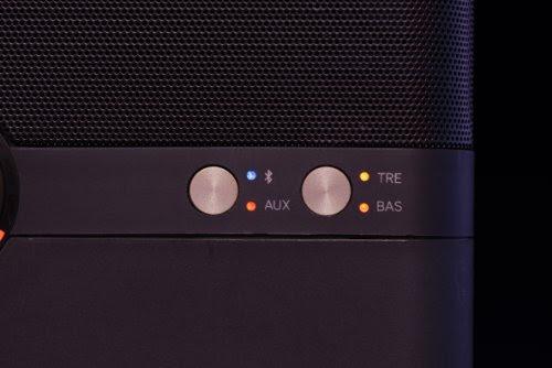 TDK LoR Bluetooth ワイヤレススピーカー 無接点充電QI対応 Q35