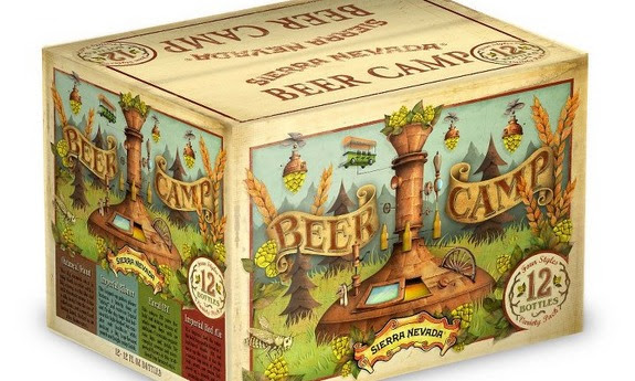sierra nevada beer camp variety pack