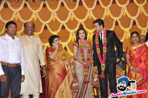 Soundarya Rajinikanth Wedding Reception Picture # 138687