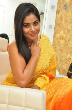 Poorna Latest Photos :04-03-2016
