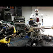 Motörhead-playing robots are the ultimate metal band