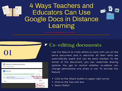 4 Ways Teachers and Educators Can Use Google Docs in Distance Learning