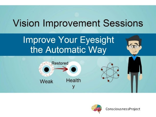 Get Crystal Clear Vision Naturally in 1 Day - Improve Your Eyesight