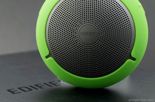 Edifier MP100 Portable Bluetooth Speaker Review - Awesome Battery!