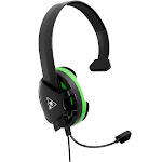 Turtle Beach Recon Chat Wired Gaming Headset for Xbox One/Series X - Balck/Green