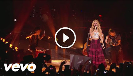 Shakira – Nothing Else Matters (Live Metallica Cover)