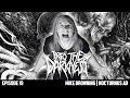 1 Hour 32 Minutes with Mike Browning of NOCTURNUS A.D.   INTO THE DARKNESS Episode #19