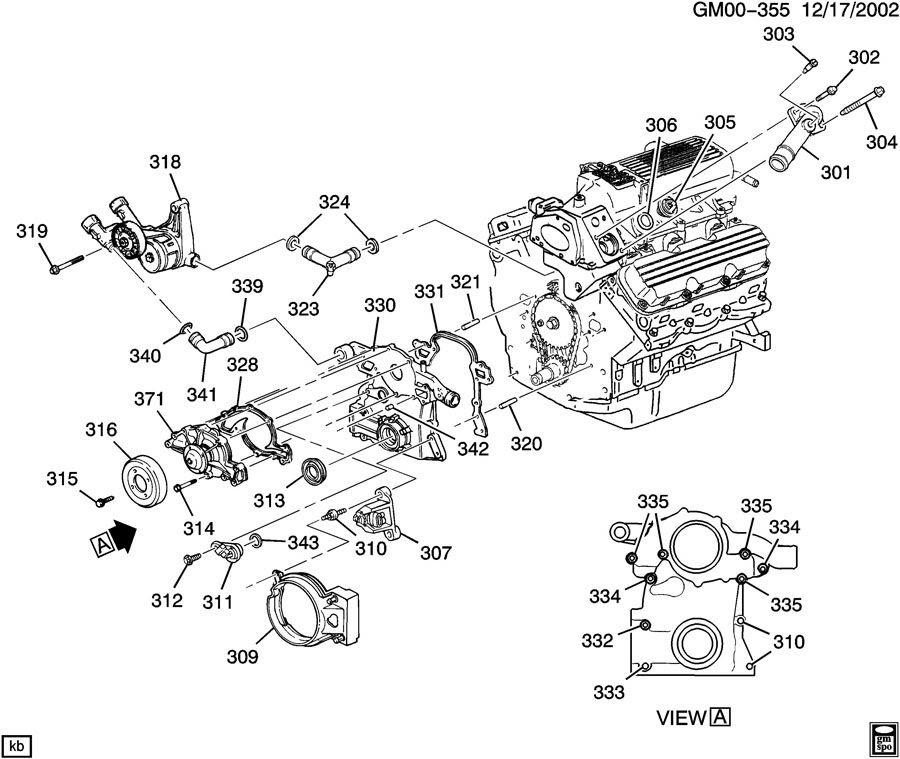 [DIAGRAM] 1986 Chevy 305 Engine Diagram FULL Version HD