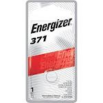 Energizer 371 Silver Oxide Button Battery, 1 Pack - For Multipurpose - 1.6 V