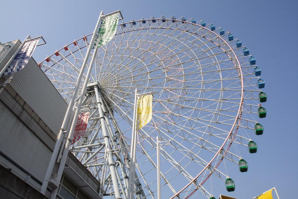 海牛的海底城: 大阪海遊館悠閒晃