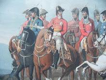 Atravessando o Bidassoa 1814