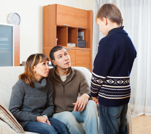 Navigating 3 Awkward Post-Divorce Situations With Your Children | Men's Divorce