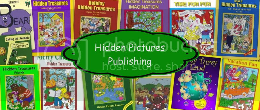 Hidden Pictures Publishing