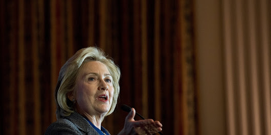 Top Liberal Super PAC Begins Raising Funds For Possible Clinton Presidential Bid