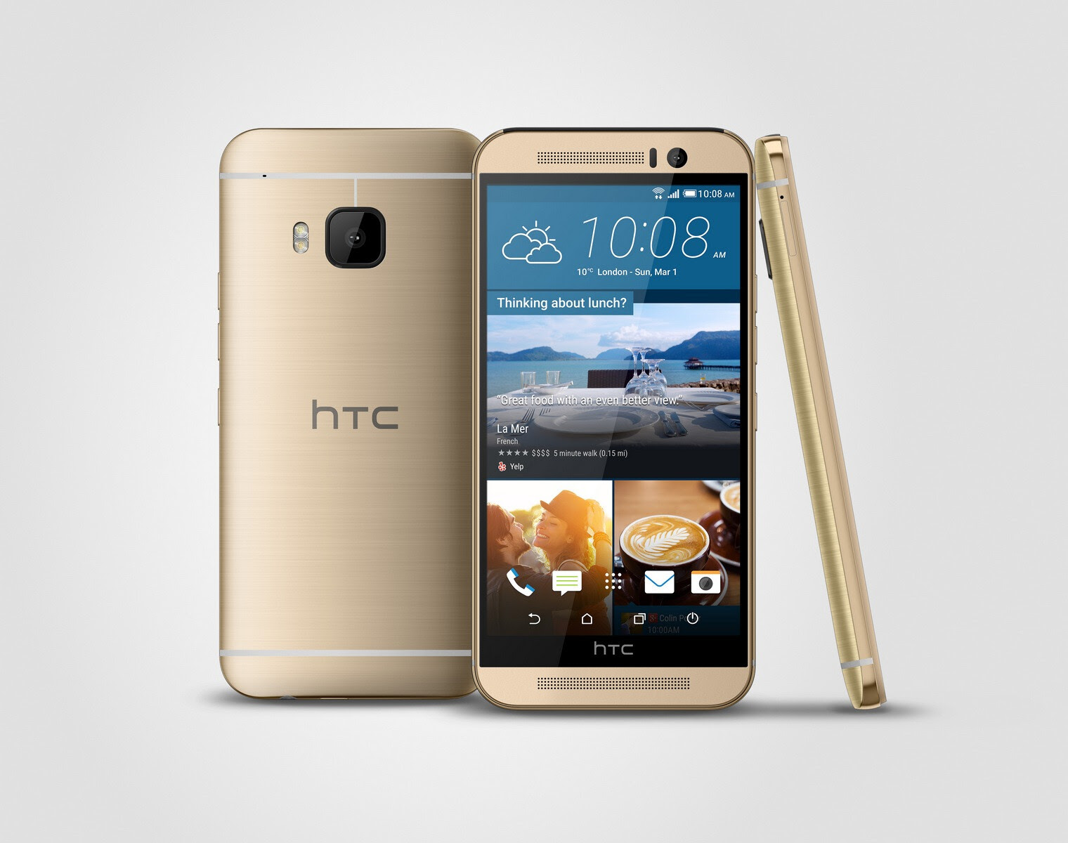 Image result for 2. HTC One M9