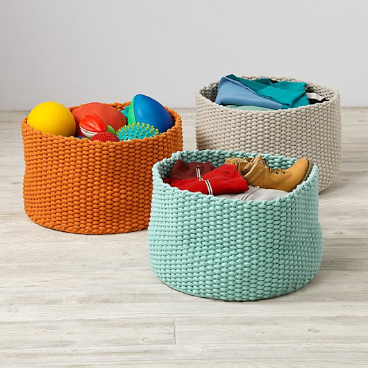 Eco-Friendly Playroom Storage Solutions