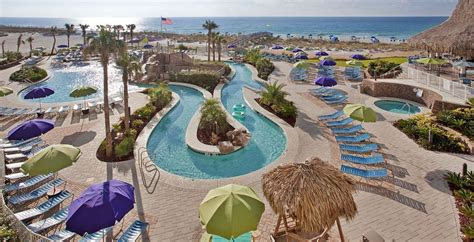 holiday inn resort beachfront hotel pensacola beach