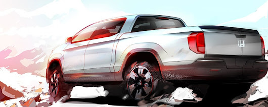 Next Generation Ridgeline - Official Site