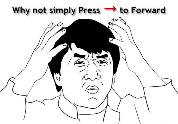 VLC Keyboard Shortcut Confusing Meme