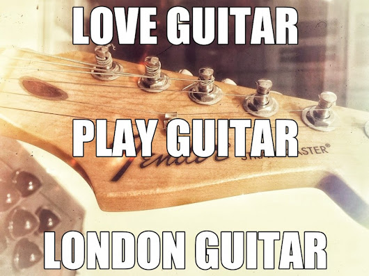 Hammersmith Guitar Lessons | Guitar Lessons London