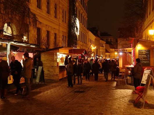 Vienna Christmas Markets 2015 Dates, Tips & Map