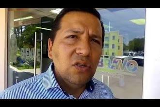 Enrique Ramos, Vicepresidente Nacional de Franjas Fronterizas e Industri...
