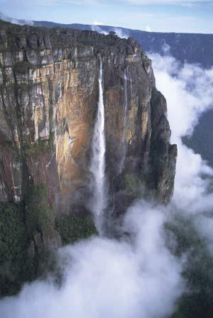 87+ Gambar Air Terjun Angel Di Venezuela Paling Keren