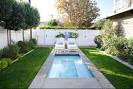 Swimming Pools Designs for Small Yards in Tropical Area - Home ...