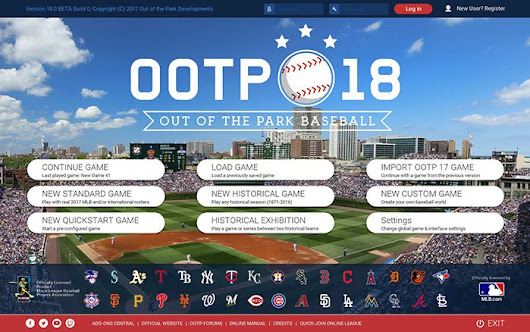 'Out of the Park Baseball 18' Arrives March 24th | The Gaming Gang