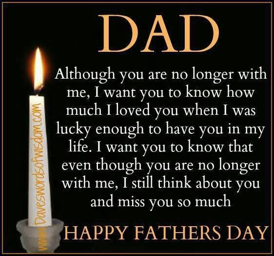 Happy Fathers Day Quote For Dads Who Are No Longer Here Pictures