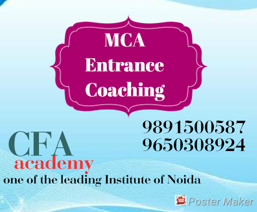 NIT MCA COMMON ENTRANCE TEST (NIMCET) Coaching In Noida