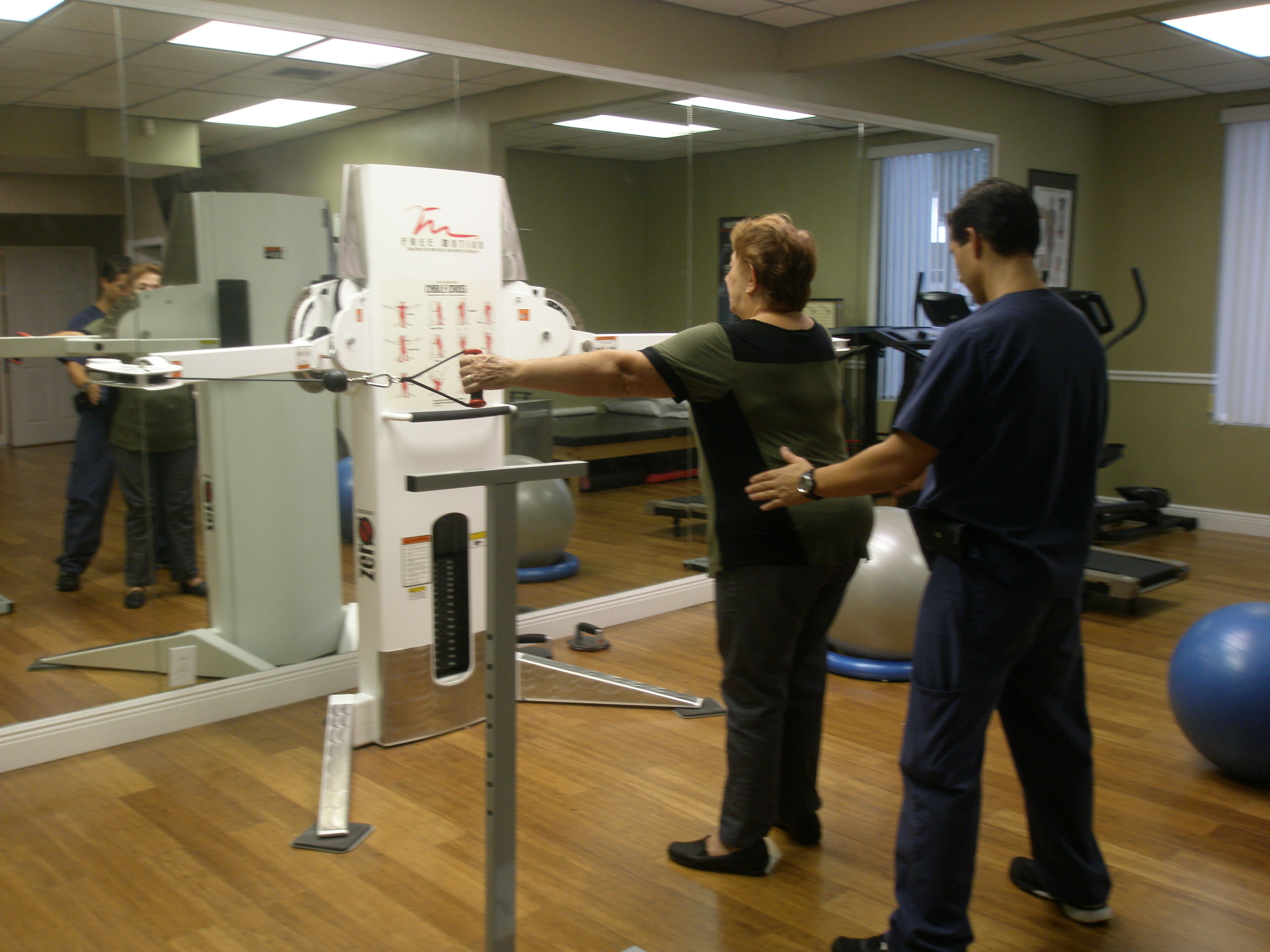 Effective Physical Therapy in Palm Springs FL