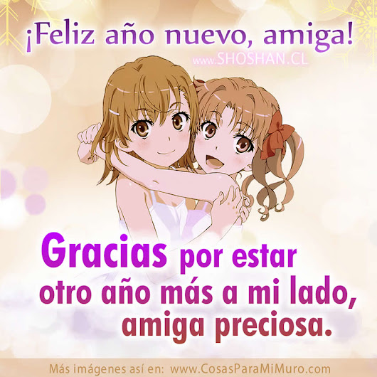 Para mis best friends forever