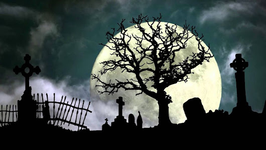 Prompt #335: Cemetery - Wicked Wednesday