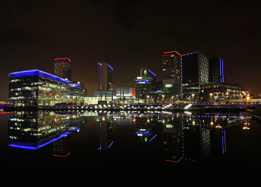 Transformation of Greater Manchester can inspire China's cities as they develop