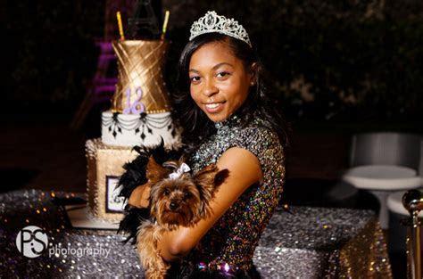 Bria Williams, Birman's daughter 16th birthday at The Bath